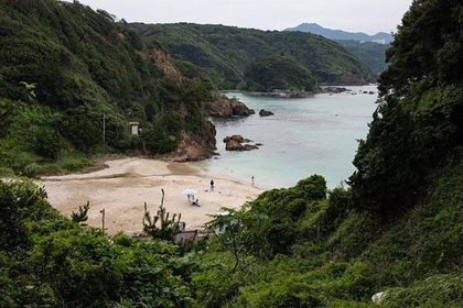 The Beaches Around Minami Izu