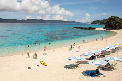 Beach resorts in Japan - 8 of the Best