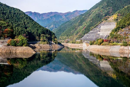 <なんのことはないが、いい気持になる渓谷>名栗渓谷コース