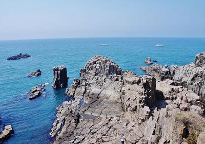 断崖の絶景と贅沢カニランチ!東尋坊・三国のドライブコース