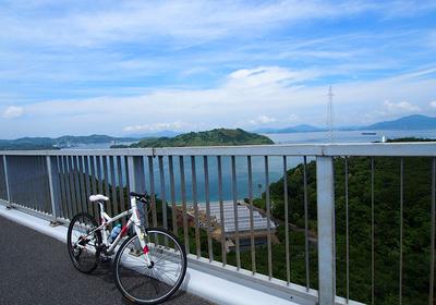 岛波海道骑行观光~濑户内海的绝景与丰盛海鲜之旅 大岛编~