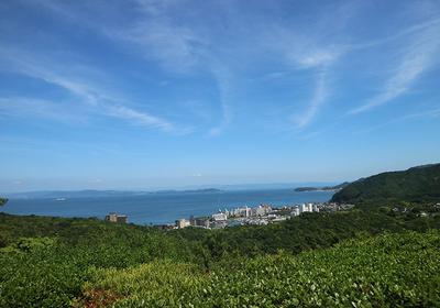 Relaxing walk around Sumoto on Awaji Island