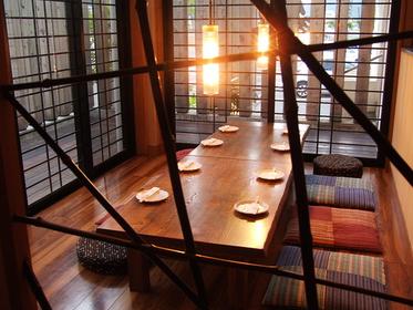 Shunzai dining muneyado image