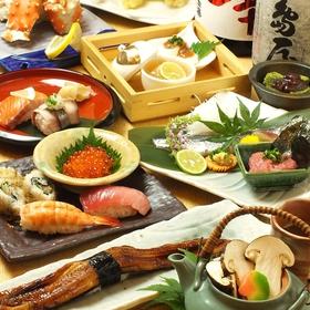 Gifuhatsu sushi Takashimaya Mae image