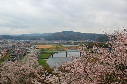 尾関山公園 image