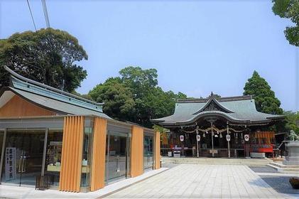 琴崎八幡宫 image