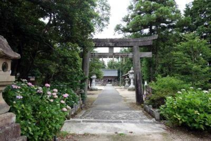 Ogamiyama Shrine image