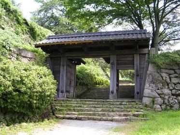 鸟取城迹 image