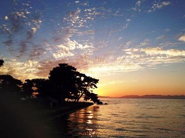 宍道湖夕日景點(攝影景點) image