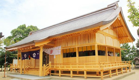 Mankusen Shrine image