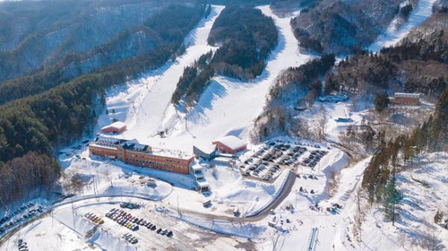 노룬 미나카미 스키장 image