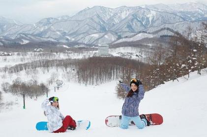 미나카미 고원 스키 리조트 image