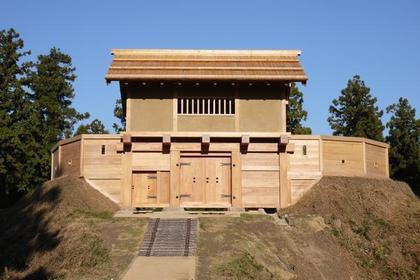 Minowa Castle Ruins image