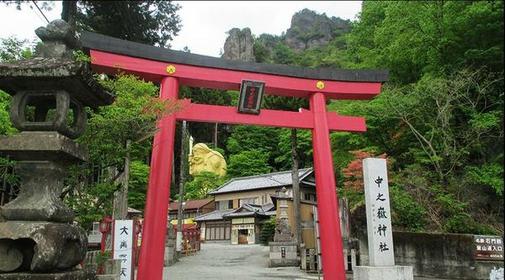 妙義山 中之嶽神社 image