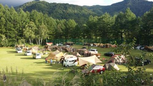 Minakami Outdoor Log & Auto Campsite (Hodaigi) image
