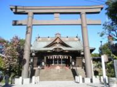 雷电神社 image