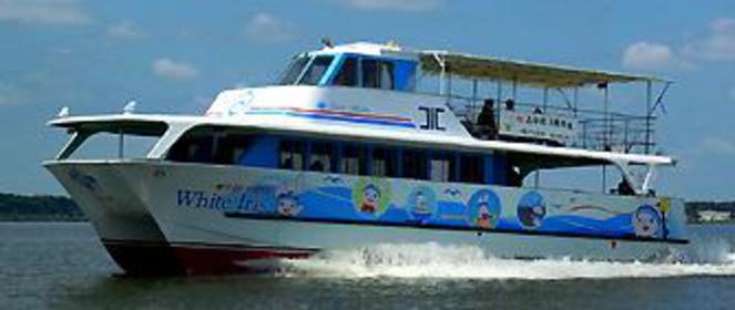 """游览船""""白色爱丽丝号"""" image"""