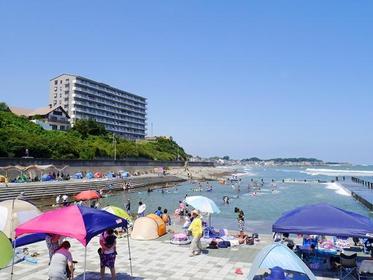 姥之怀海水泳池 image
