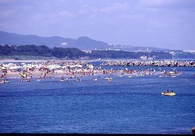 河原子海水浴场 image