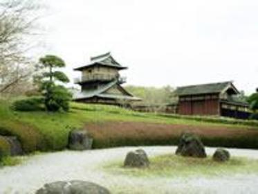 逆井城跡公園 image