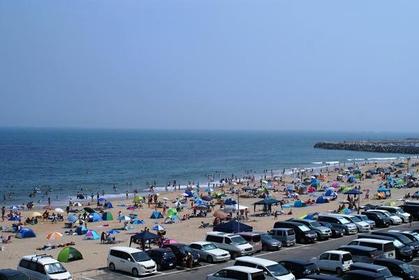 久慈滨海水浴场 image