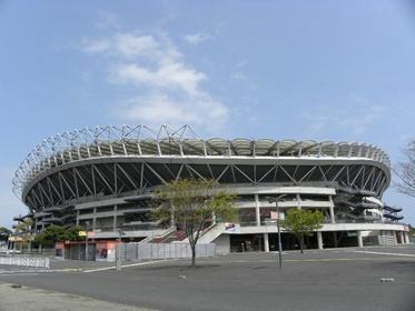 茨城県立カシマサッカースタジアム image