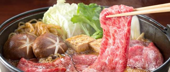 Hitachi beef Kikusui image