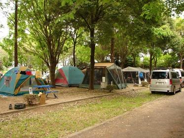우에노누마 야스라기노사토 캠프장 image