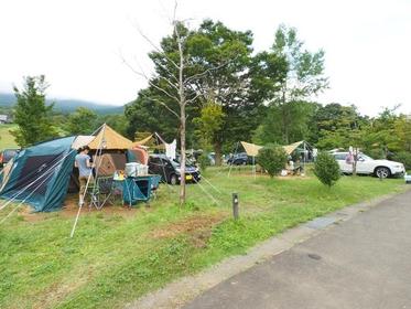 이시오카시 쓰쿠바네 오토캠핑장 image