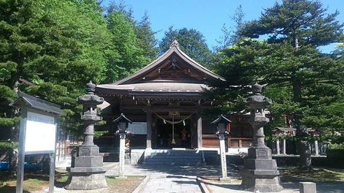 Nasu Onsen Shrine image