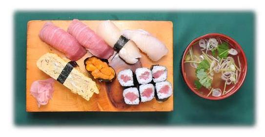 Satomi Sushi image