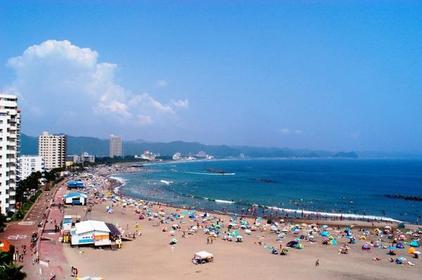 Maebara Beach image