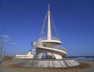 九十九里海滩塔 image