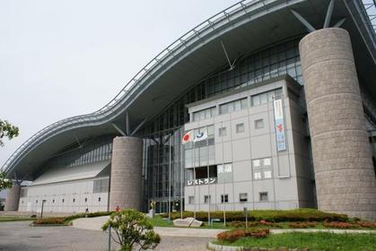 浦安市運動公園 総合体育館・屋内水泳プール image