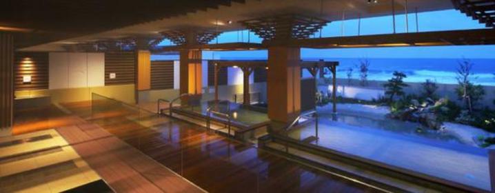 鴨川グランドホテル 湯屋 海の廻廊 image
