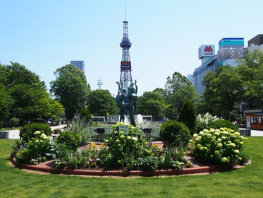 大通公園 image