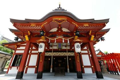 柳原蛭子神社(柳原のえべっさん) image