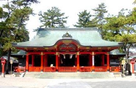 長田神社 image