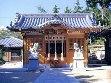 北山鹿島神社 image