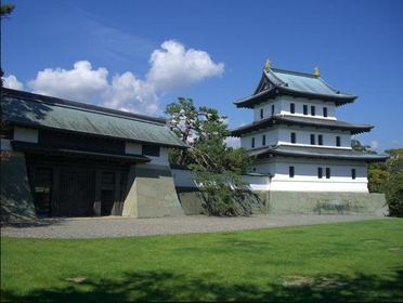 Fukuyama Castle (Matsumae Castle) image