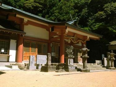 有間神社 image