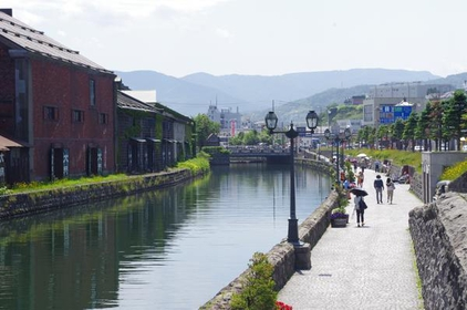 小樽运河 image