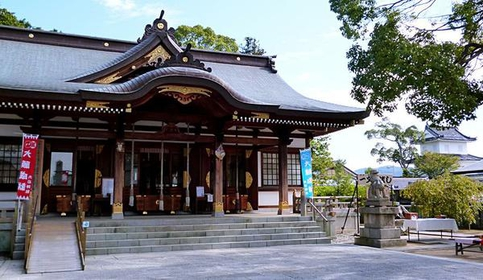 赤穂大石神社 image