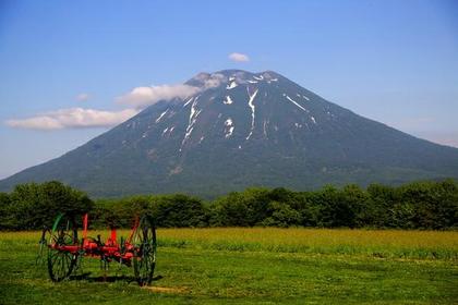 羊蹄山(虾夷富士) image