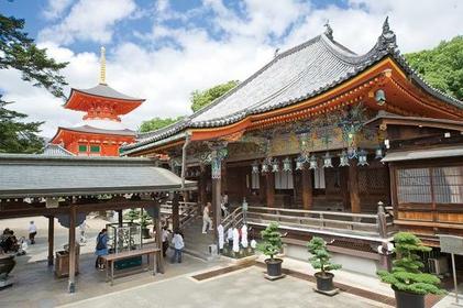 中山寺 image