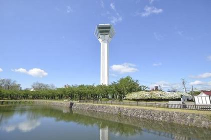 Goryokaku Tower image