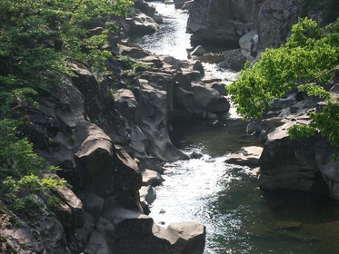 Genbikei Gorge image