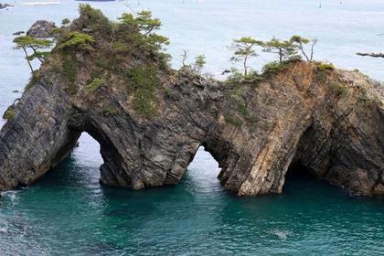 碁石海岸 image