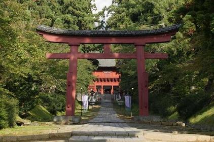 岩木山神社 image