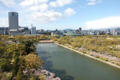 広島城 image